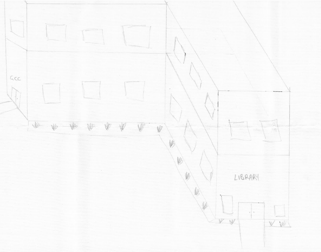 Possible layout overhead